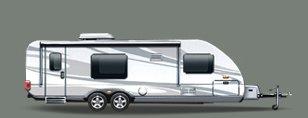 travel trailer icon