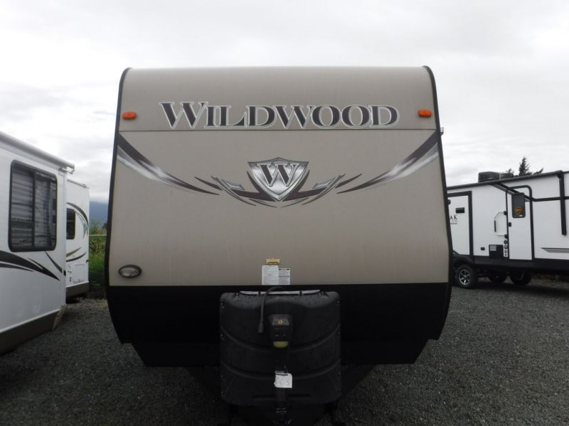 2015 FOREST RIVER WILDWOOD T32BHDS