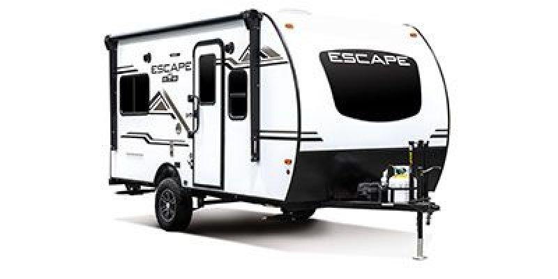 2021 KZ RV LTD. ESCAPE E14 HATCH