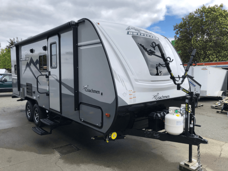2021 COACHMEN APEX NANO 208 BHS