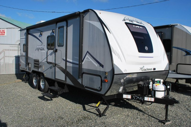 2020 COACHMEN APEX NANO 208 BHS