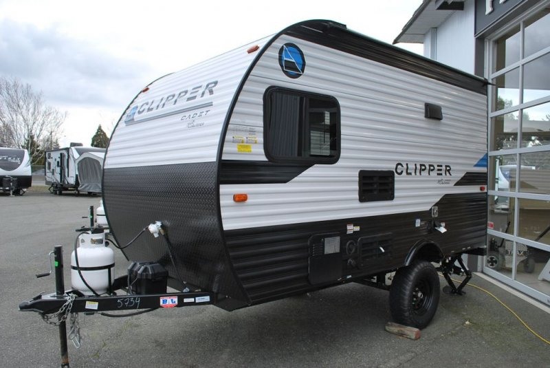 2020 COACHMEN CLIPPER CADET 14CR