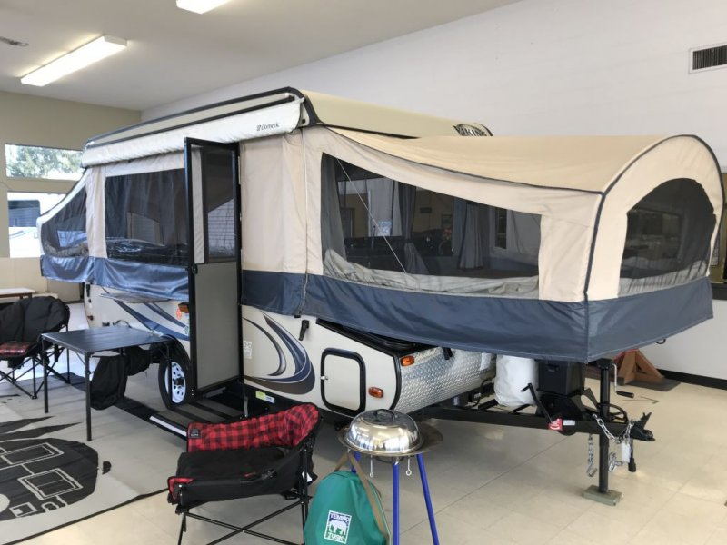 2016 COACHMEN VIKING EPIC 2405 ST