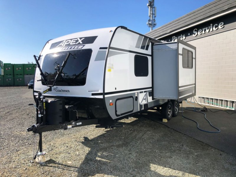 2021 COACHMEN APEX NANO 203 RBK