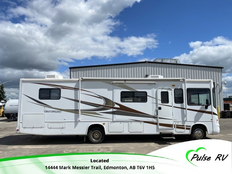 2008 FORD F-53 MOTORHOME CHASSIS F-53 MOTORHOME CHASSIS