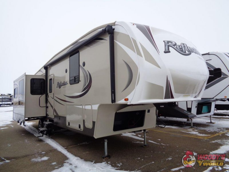 2015 GRAND DESIGN RV COMPANY REFLECTION 337RLS