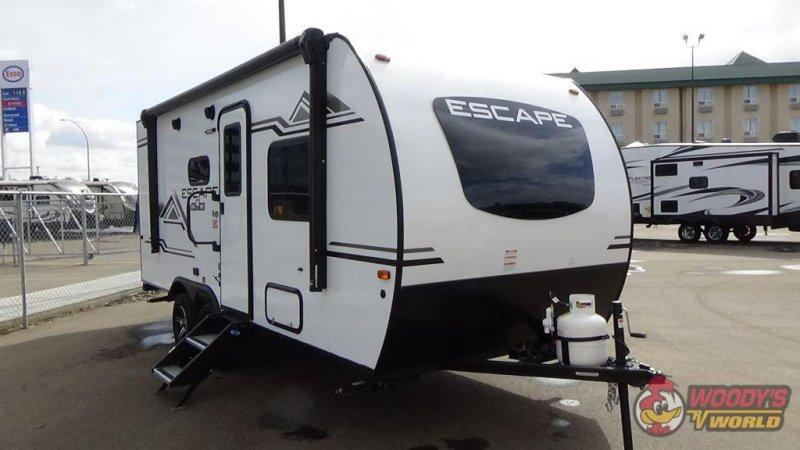 2021 KZ-RV ESCAPE E180RBT