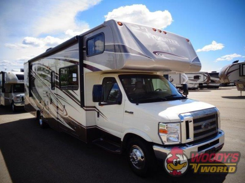 2014 FOREST RIVER FORESTER 3051S
