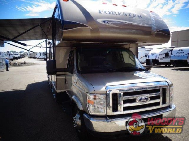 2015 FOREST RIVER FOREST RIVER FORESTER 3051