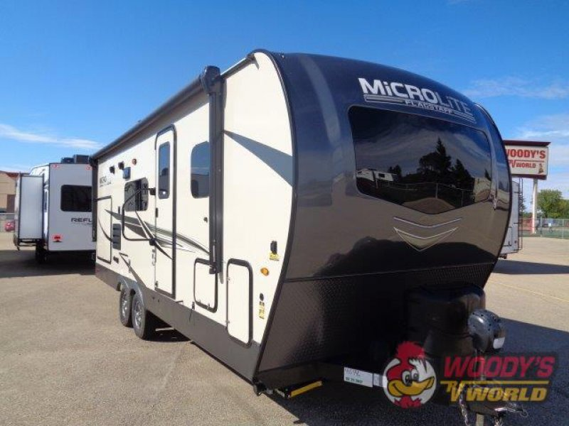 2022 FOREST RIVER FLAGSTAFF MICRO 25BDS