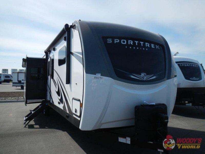 2021 VENTURE RV SPORT TREK TOURING 343VIB