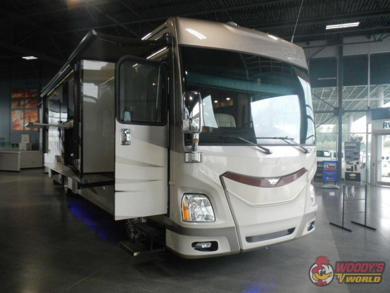 2016 FLEETWOOD DISCOVERY 37R