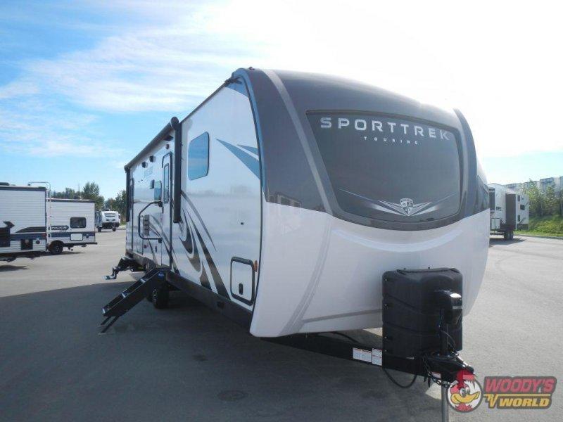 2021 VENTURE RV SPORT TREK TOURING 312VBH