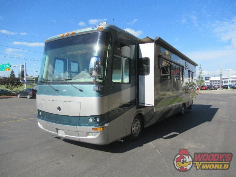 2006 HOLIDAY RAMBLER AMBASSADOR DP 40DFD