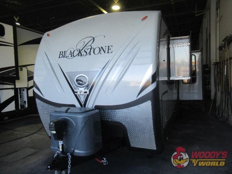 2016 OUTDOORS RV BLACKSTONE 280RLSB