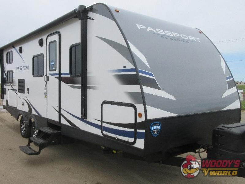 2021 KEYSTONE RV PASSPORT 240BHWE