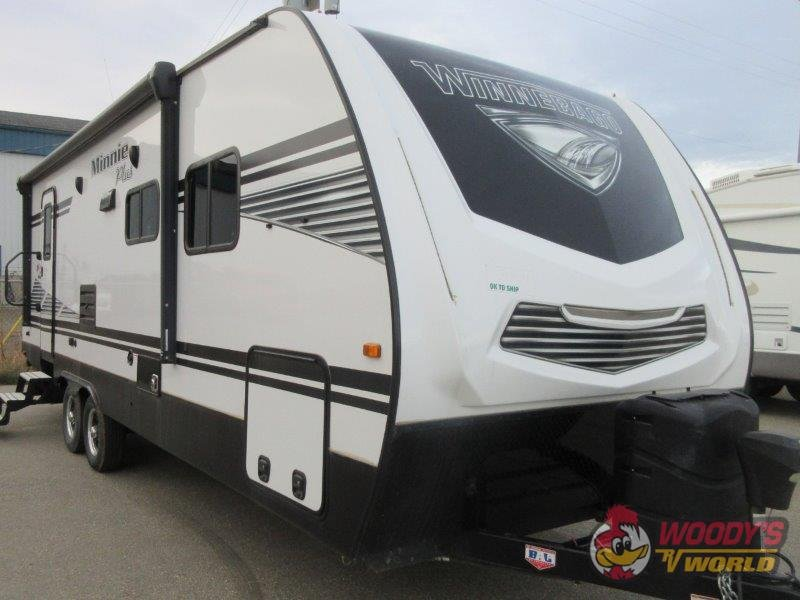 2019 WINNEBAGO OF INDIANA MINNIE WINNIE TT 26RBSS