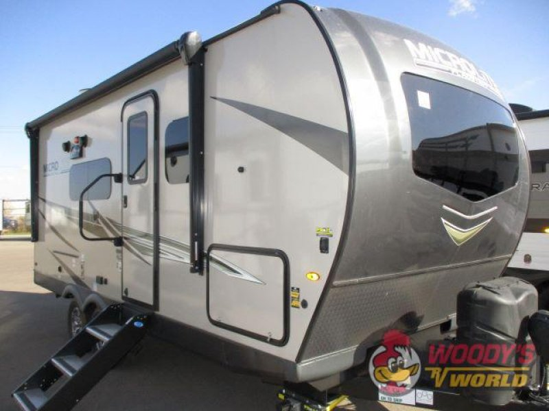 2022 FOREST RIVER FLAGSTAFF MICRO 21DS