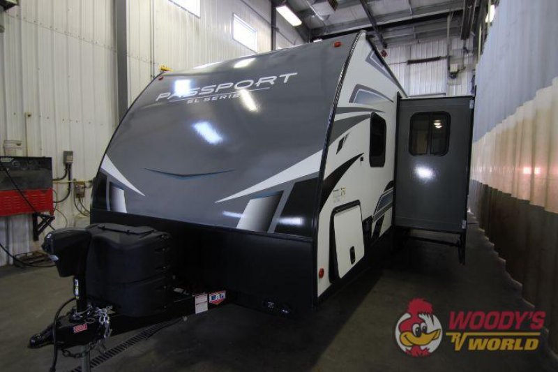 2021 KEYSTONE RV PASSPORT 268BH