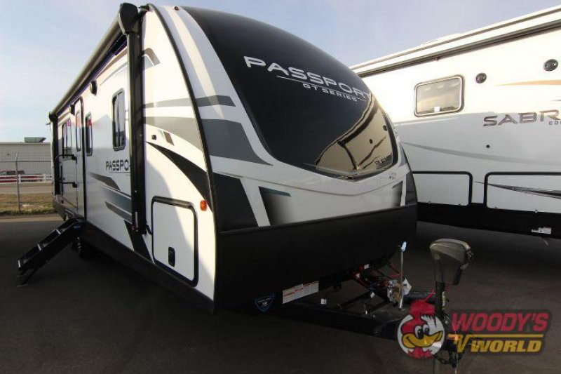 2021 KEYSTONE RV PASSPORT 2704RK
