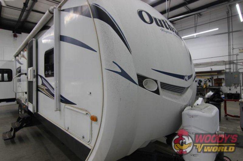 2011 KEYSTONE RV OUTBACK 298RE