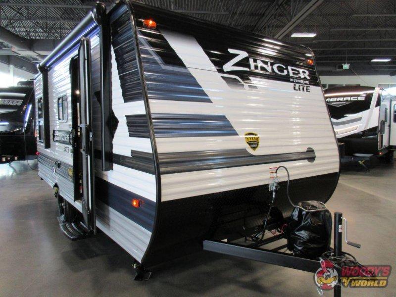 2021 CROSSROADS RV ZINGER 18RD LITE