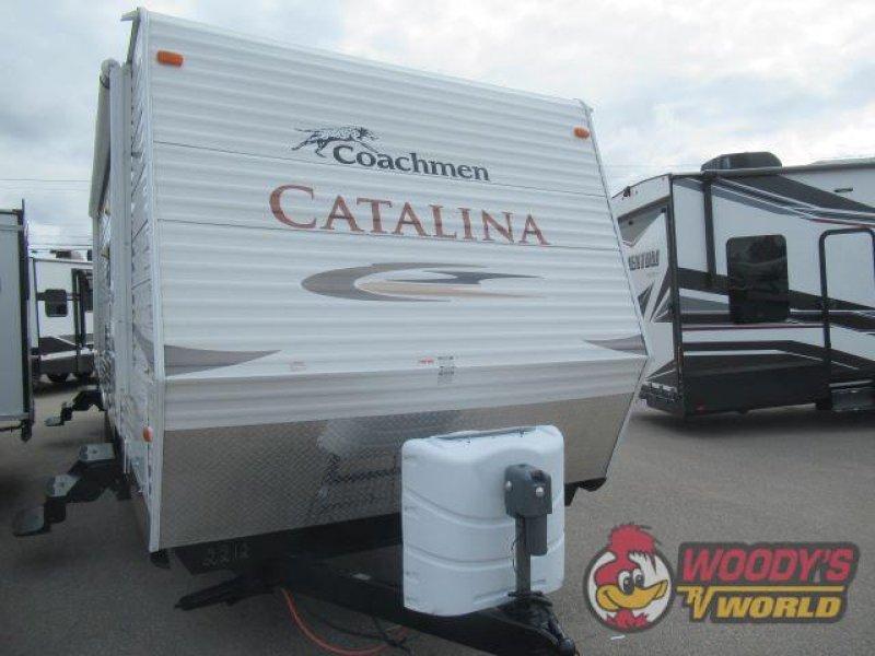 2012 COACHMEN CATALINA 32BHS