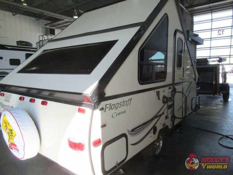 2017 FOREST RIVER FLAGSTAFF T12BH
