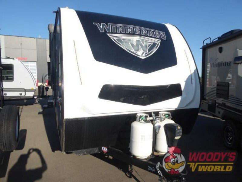 2018 WINNEBAGO OF INDIANA MINNIE PLUS 26RBSS