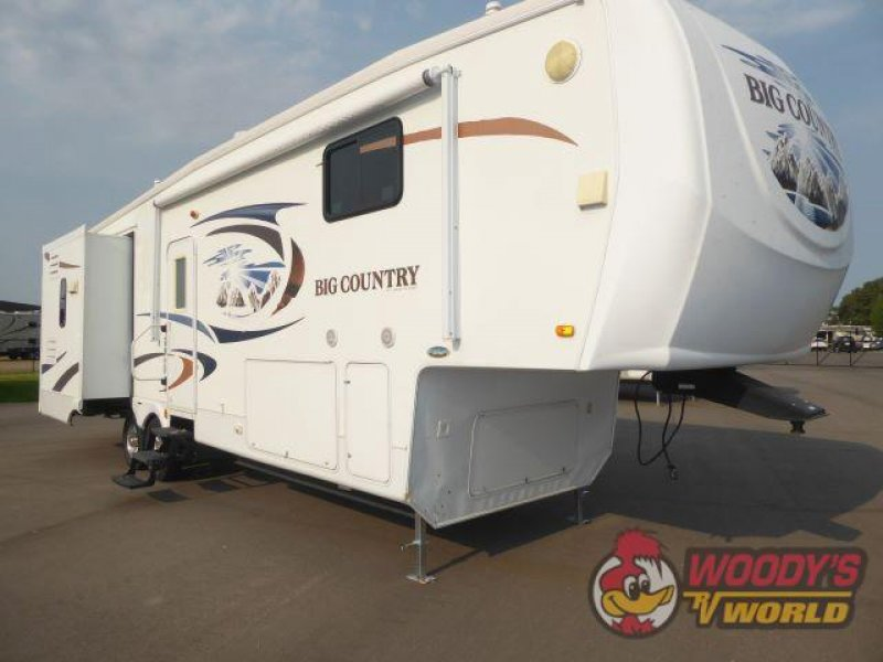 2010 HEARTLAND BIG COUNTRY 3285RL