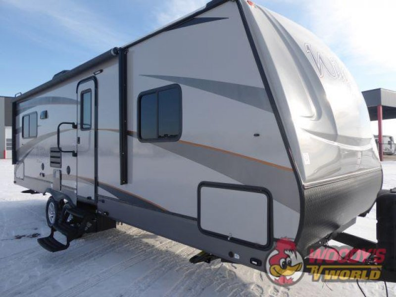 2018 FOREST RIVER WILDCAT 255RLX
