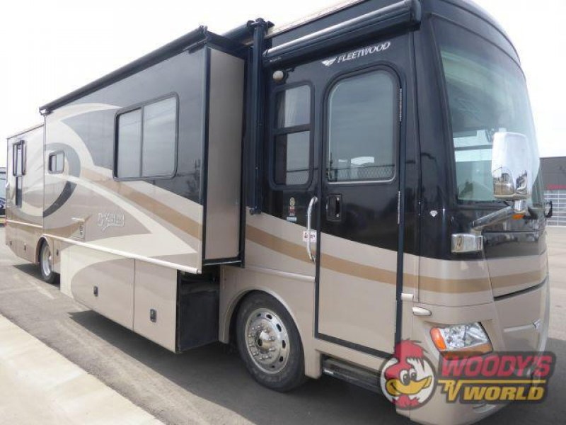 2008 FLEETWOOD DISCOVERY 39S