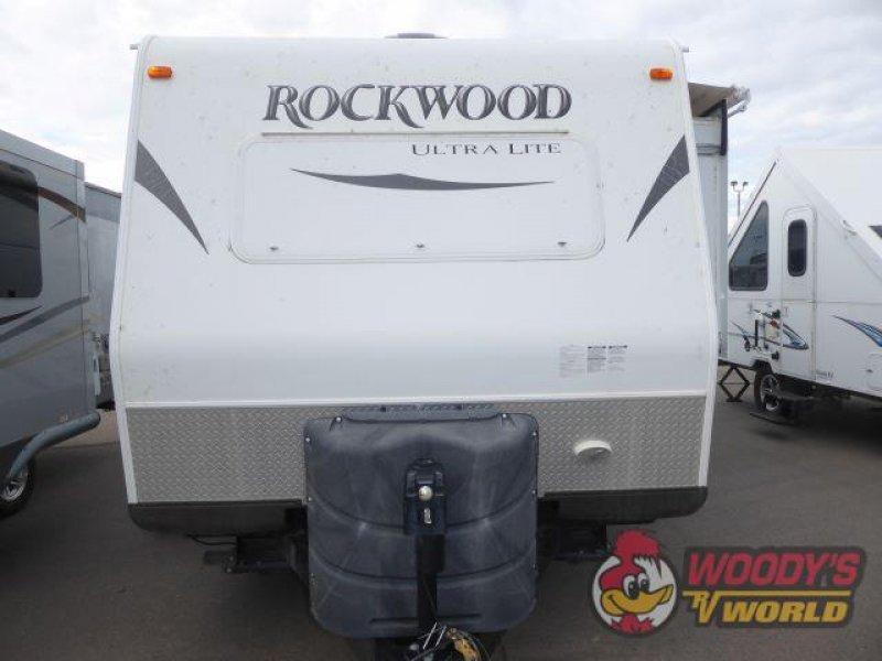 2014 ROCKWOOD ULTRA LITE 2604WS