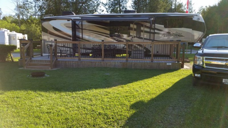 2014 KEYSTONE RV Montana Big Sky 3850FL