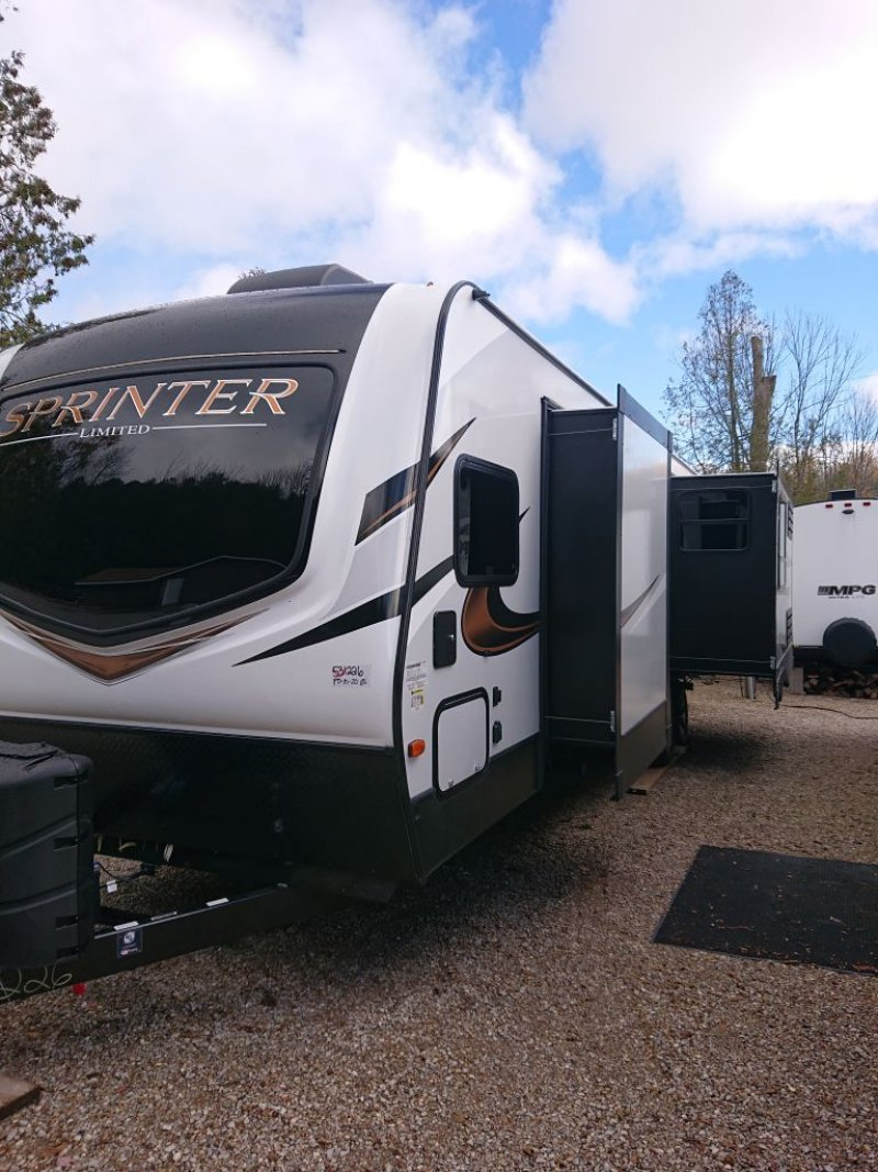 2021 KEYSTONE RV SPRINTER LIMITED 320MLS