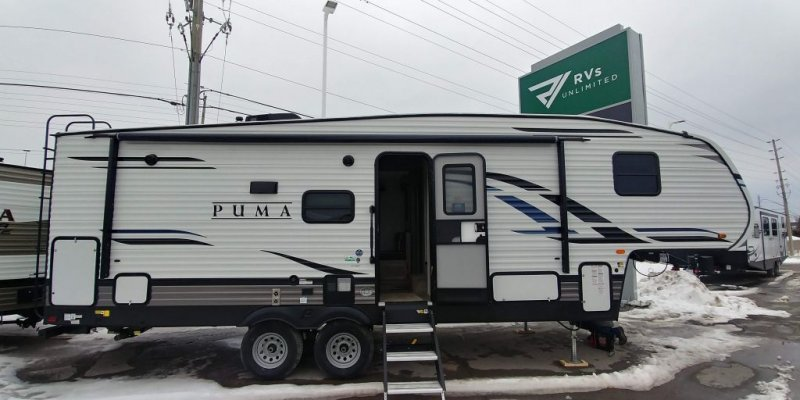 2020 FOREST RIVER PUMA 257RESS