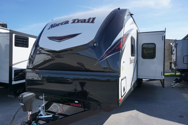 2019 HEARTLAND NORTH TRAIL KING 31 QUBH