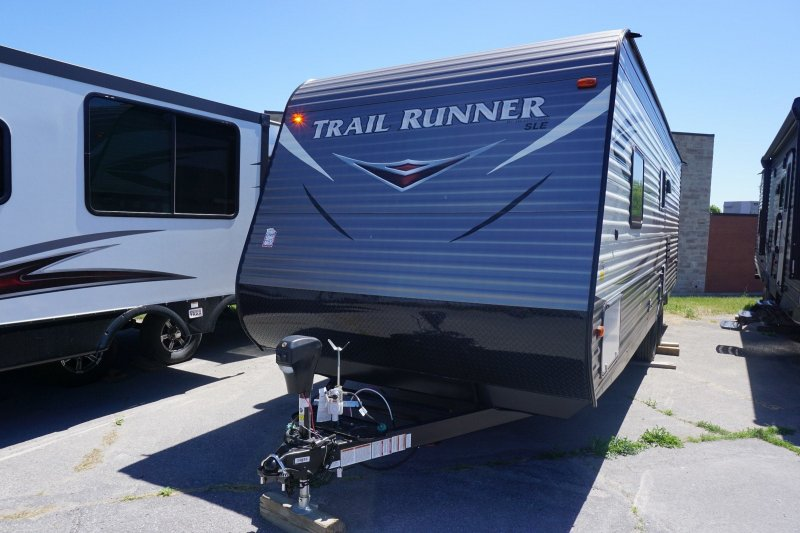 2019 HEARTLAND TRAIL RUNNER 25 SLE
