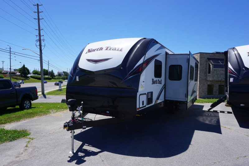 2019 HEARTLAND NORTH TRAIL KING 26 DBSS