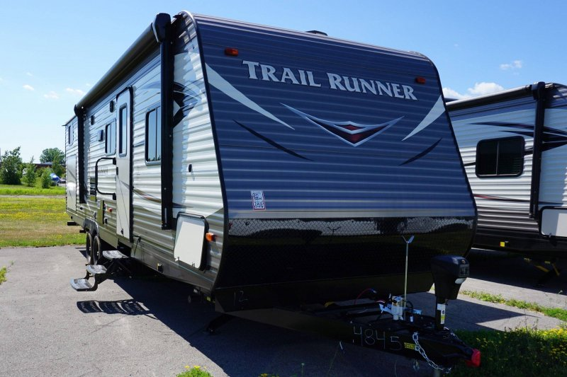 2019 HEARTLAND TRAIL RUNNER 30 ODK