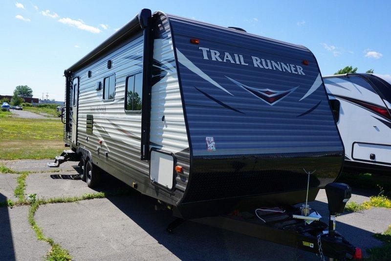 2019 HEARTLAND TRAIL RUNNER 272 RBS
