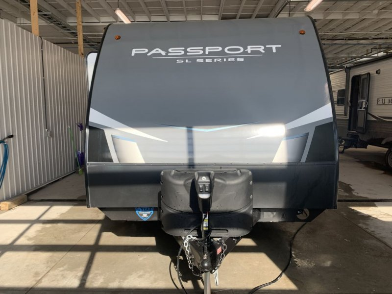2021 KEYSTONE PASSPORT SL 221BH