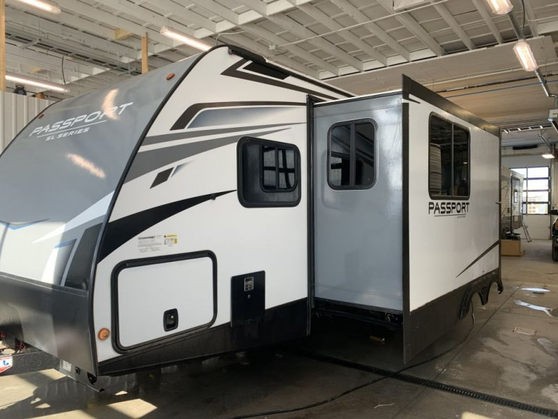 2021 KEYSTONE RV PASSPORT SL 221BH