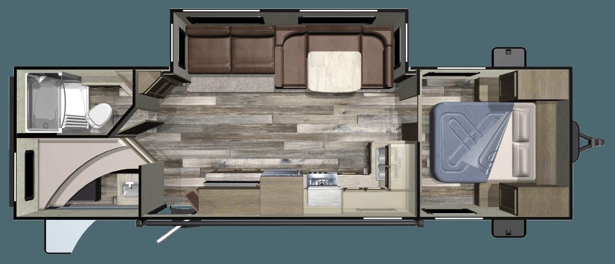 2019 STARCRAFT Autumn Ridge Outfitter 28BHS - Huron RV