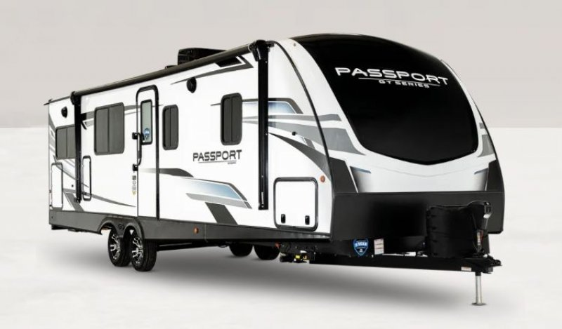 2021 KEYSTONE RV Passport GT 2400RB