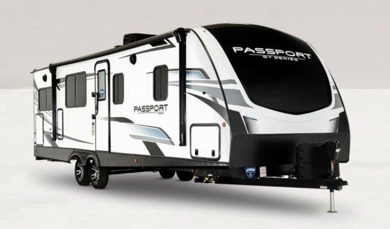 2021 KEYSTONE RV Passport GT 2400RB