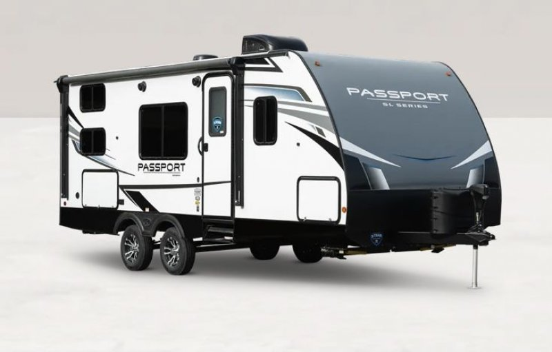 2021 KEYSTONE RV Passport SL 219BH