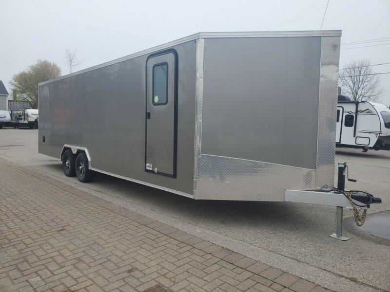 2021 TOW-TEK Enclosed V-Nose car hauler 8.5 x 24