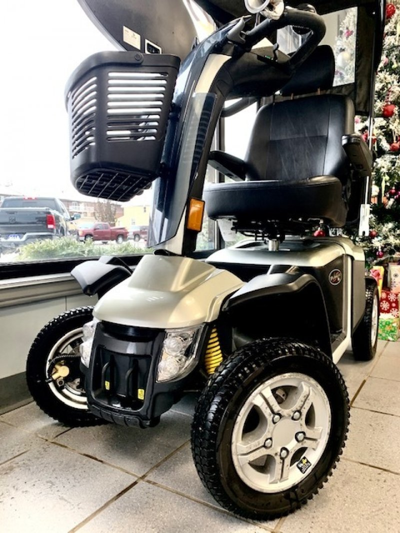 2015 GOLF CART PRIDE PURSUIT XL