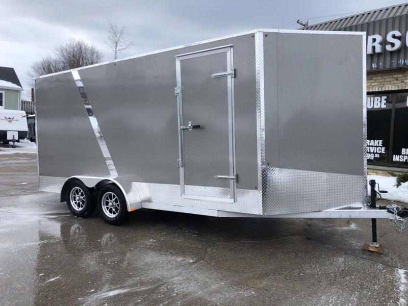 2021 BECKNER Enclosed V-Nose 7 x16